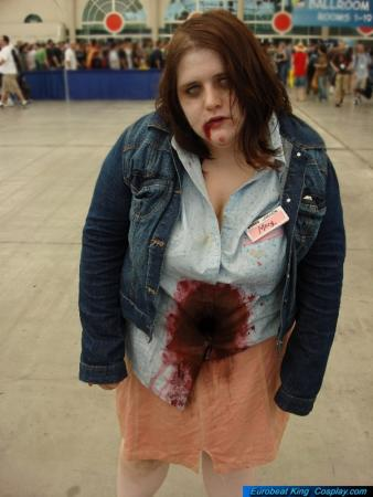 Mary from Shaun of the Dead