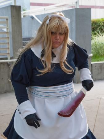 Belarus / Natalya (Natasha) Alfroskaya from Axis Powers Hetalia worn by Kagome-chan