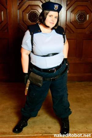 Jill Valentine from Resident Evil worn by Kagome-chan