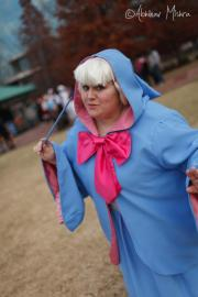 Fairy Godmother from Cinderella worn by Kagome-chan