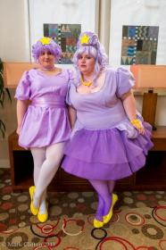 Lumpy Space Princess from Adventure Time with Finn and Jake worn by Kagome-chan