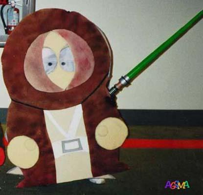 Obi-Wan Kenobi from Star Wars Episode 4: A New Hope