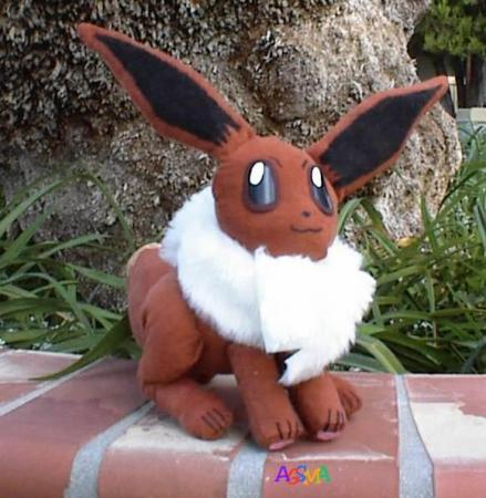 Eevee from Pokemon