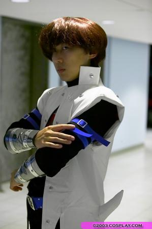 Seto Kaiba from Yu-Gi-Oh! Duel Monsters