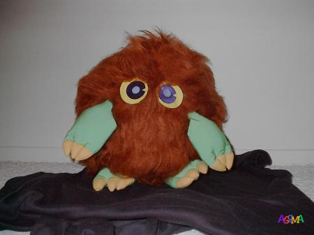 Kuriboh from Yu-Gi-Oh! Duel Monsters