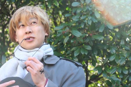Natori Shuuichi from Natsume Yuujinchou