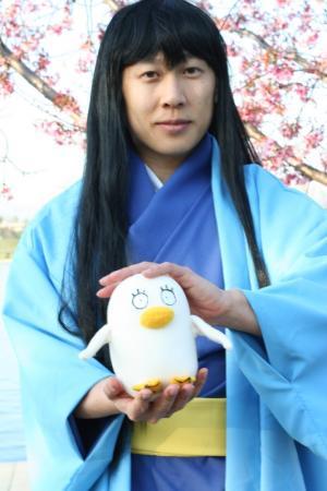 Kotaro Katsura from Gintama (Worn by waynekaa)