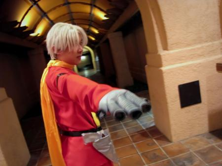 Albert Heinrich / Cyborg 004 from Cyborg 009