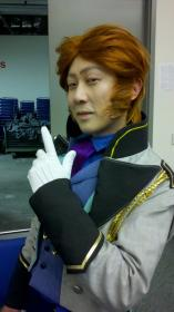 Hans from Frozen (Worn by waynekaa)