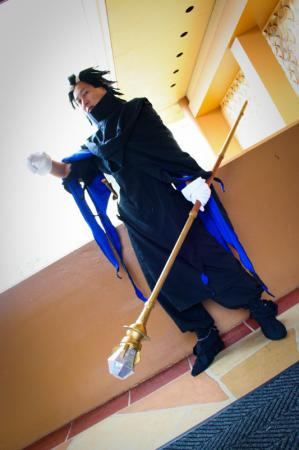 Magic User from Dungeons & Dragons: Shadow over Mystara (Worn by waynekaa)
