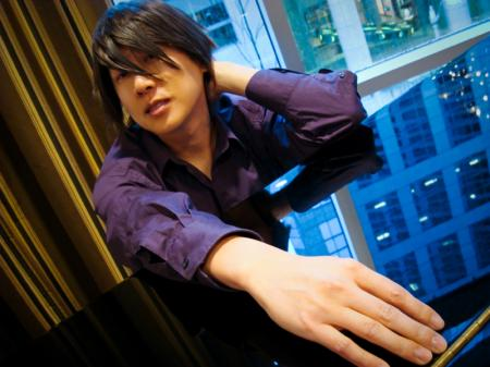 Itsuki Koizumi from Melancholy of Haruhi Suzumiya