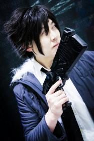 Shinya K&#333;gami from Psycho-Pass (Worn by waynekaa)