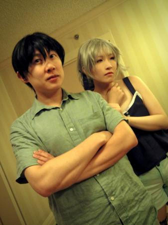 Hei from Darker than BLACK worn by waynekaa