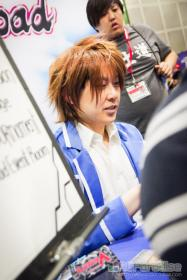 Toshiki Kai from Cardfight!! Vanguard (Worn by waynekaa)
