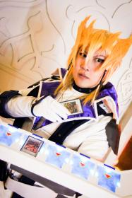 Jack Atlas from Yu-Gi-Oh! 5Ds