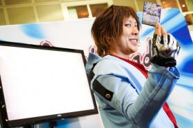 DAIGO from Cardfight!! Vanguard (Worn by waynekaa)