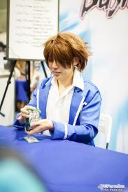 Toshiki Kai from Cardfight!! Vanguard