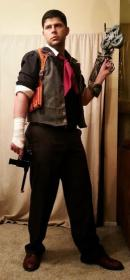 Booker DeWitt from Bioshock Infinite worn by Nandobaka