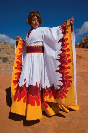 Sakura from Tsubasa: Reservoir Chronicle worn by Angelic Threads