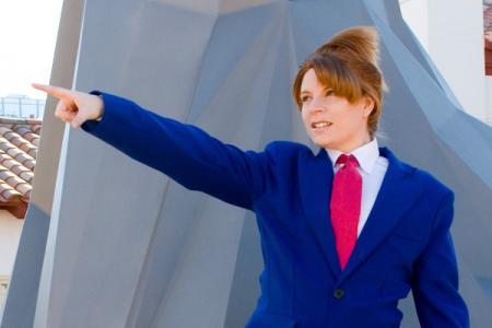 Phoenix Wright from Phoenix Wright (Takarazuka) worn by Angelic Threads