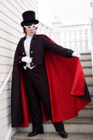 Tuxedo Kamen from Sailor Moon worn by Angelic Threads