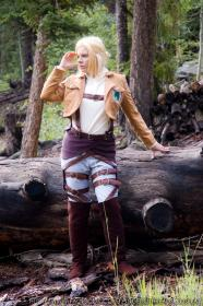 Annie Leonhardt from Attack on Titan worn by Angelic Threads