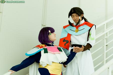 Ayeka from Tenchi Muyo worn by Sweet~Pea