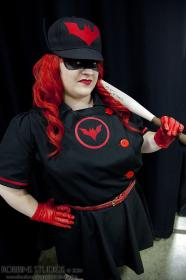 Batwoman from DC Comics worn by Sweet~Pea