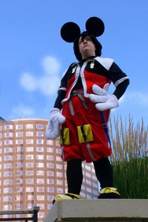 King Mickey from Kingdom Hearts 2