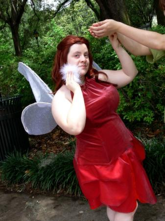 Rosetta from Disney Fairies worn by Sweet~Pea