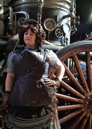 Darla the Engineer from Original: Steampunk