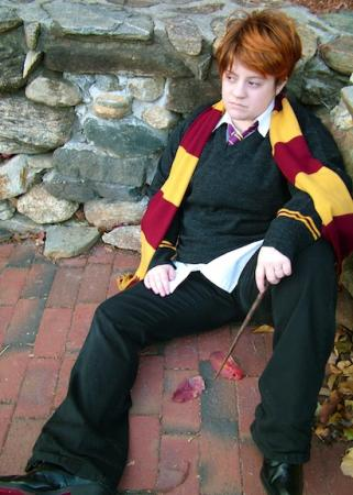 Ron Weasley from Harry Potter worn by Sweet~Pea