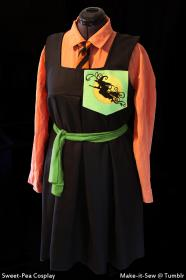 Mildred Hubble from Worst Witch, The worn by Sweet~Pea