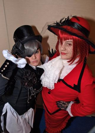 Madam Red from Black Butler worn by Sweet~Pea