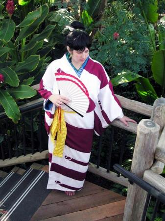 Kagura from Inuyasha