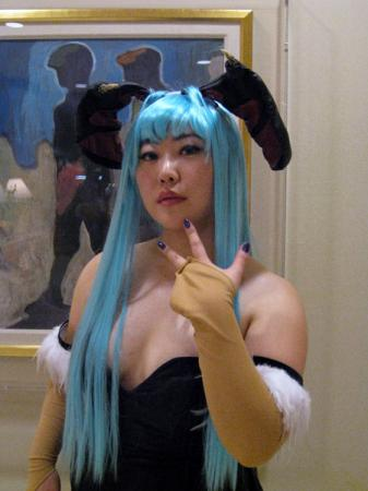 Morrigan Aensland from Darkstalkers
