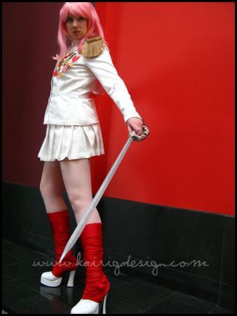 Utena Tenjou from Revolutionary Girl Utena worn by Kairi G