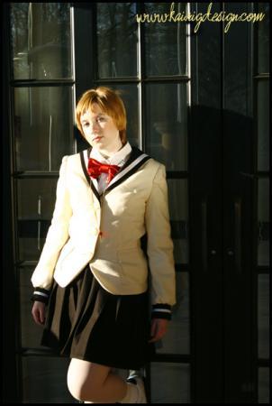 Hitomi Kanzaki from Vision of Escaflowne worn by Kairi G