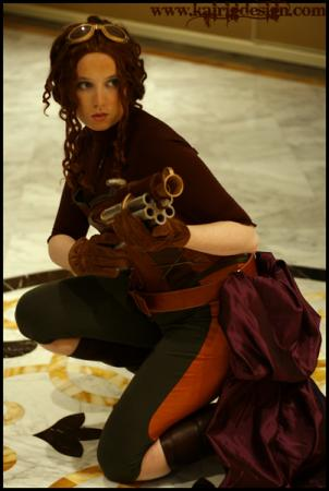 Airship Captain from Original: Steampunk worn by Kairi G