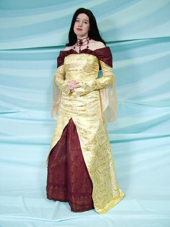 Inara Sera from Firefly worn by Kairi G
