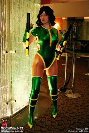 B. Orchid from Killer Instinct 2 worn by AuroraPeachy