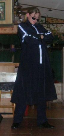Youji Kudou from Weiss Kreuz
