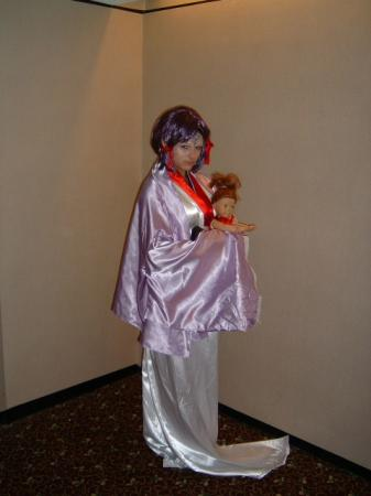 Reiha from Vampire Princess Miyu worn by Reiko