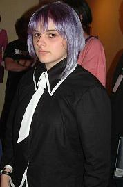 Yuki Sohma from Fruits Basket worn by Reiko