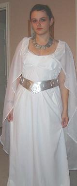 Princess Leia Organa from Star Wars Episode 4: A New Hope worn by Reiko