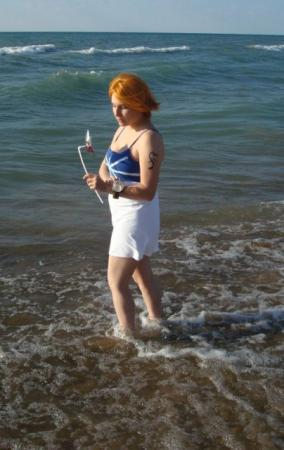 Nami from One Piece worn by cactusmomma