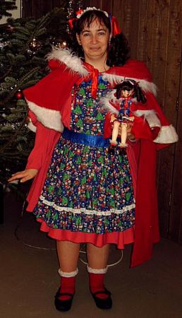 X-mas from Original: Lolita worn by F??nicia