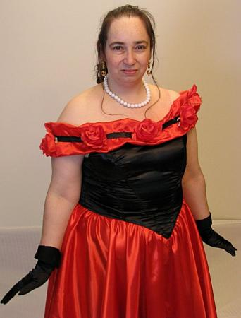 Soletta Orihime from Sakura Wars worn by Fénicia
