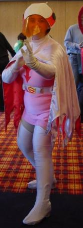 Jun the Swan from Gatchaman worn by F�nicia
