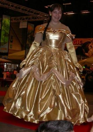 Belle from Kingdom Hearts worn by Fénicia